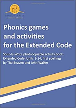 Sounds Write Phonics Games and Activities for the Extended Code