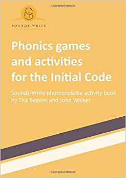 Sounds Write Phonics Games and Activities for the Initial Code