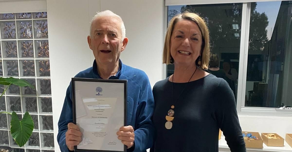 SPELD NSW Life Membership4