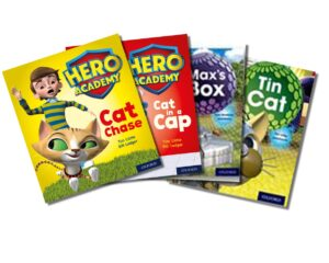 Aliens and Heroes Pack - Letters and Sounds Phase 1 and 2 (AHKP)