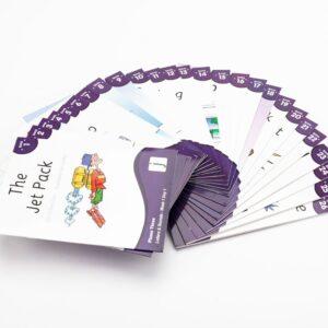 Phase 3 Purple Book Size (26 books) (PRP3Bks)