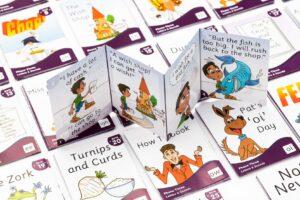 Phase 3 Purple Box (156 booklets) (PRP3Box)