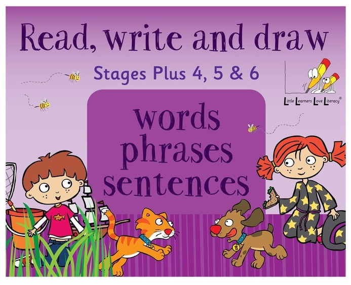 Read, Write and Draw  LLRRW456