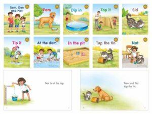 Sunshine Books 1