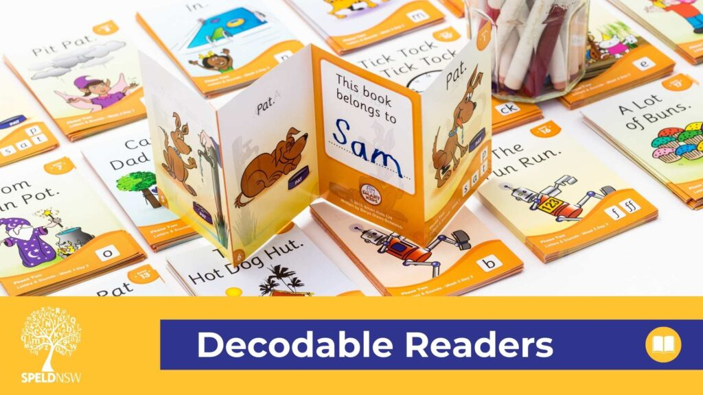 SPELD Decodable Readers