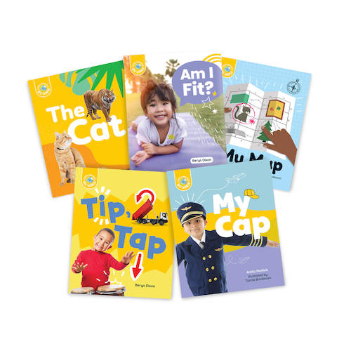 Little Learners Big World Nonfiction Stage 1 (LLN1)