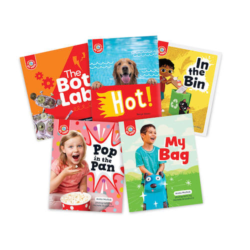 Little Learners Big World Nonfiction Stage 2 (LLN2)