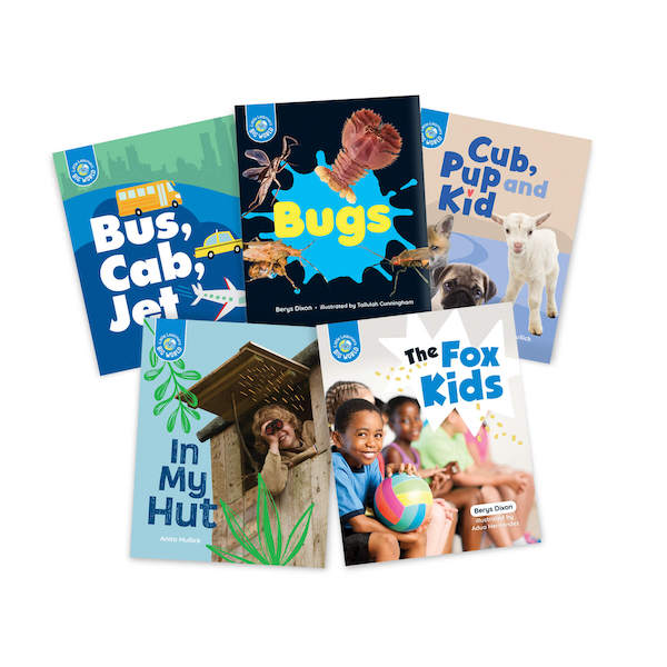 Little Learners, Big World Nonfiction Stage 4 (LLN4)