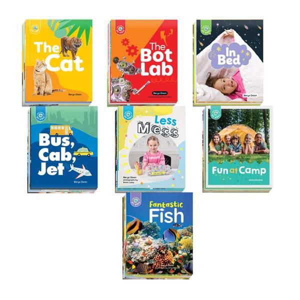 Little Learners Big World Basic Code Pack-LLNKP