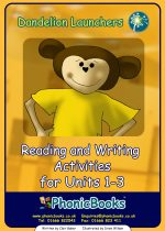 Reading and Writing Activities for Units 1-3  DWR11