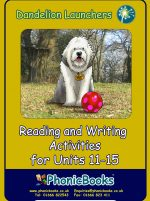 Reading and Writing Activities for Units 11-15  DWR14