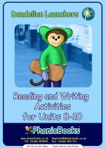Reading and Writing Activities for Units 8-10  DWR13