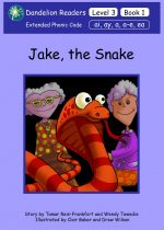 'Jake the Snake' Level 3 (14 Books)  DDR15