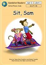 'Sit Sam' Set 3 Units 1-10 (10 Books)  DDR3