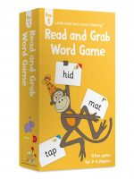 Milo's Read and Grab Game – Set 1, Yellow  LLMG1