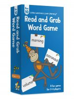 Milo's Read and Grab Game – Set 10, Blue LLMG10