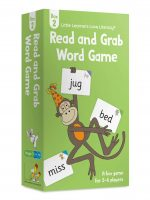 Milo's Read and Grab Game – Set 2, Green LLMG2