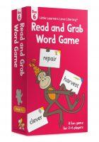 Milo's Read and Grab Game – Set 6, Aqua  LLMG6