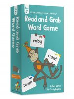 Milo's Read and Grab Game – Set 7, Red  LLMG7