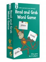 Milo's Read and Grab Game – Set 8, Emerald  LLMG8