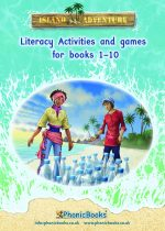Island Adventure Series Workbook DIS2