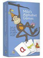 Milo's Alphabet Cards  LLMAG