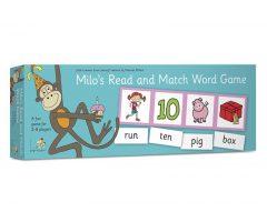Milo's Read & Match  LLMRM