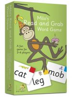 Milo's Read and Grab Game – Set 1, Green  LLMG1