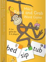 Milo's Read and Grab Game – Set 2, Yellow LLMG2