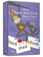 Milo's Read and Grab Game – Set 4, Purple LLMG4