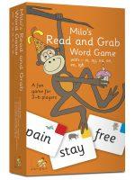 Milo's Read and Grab Game – Set 5, Orange  LLMG5