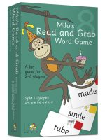 Milo's Read and Grab Game – Set 8, Emerald  LLMG8