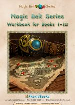 Magic Belt Series Workbook  DMB3