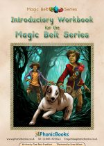 Magic Belt Introductory Workbook  DMB2