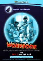 Moon Dogs Series Set 1 Workbook DWMD1