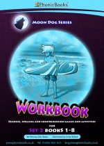 Moon Dogs Series Set 2 Workbook DWMD2