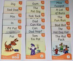 Phase 2 Orange Book Size (18 books) (PRP2Bks)