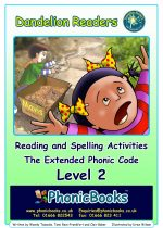 Reading and Spelling Activities Level 2 <br>'Viv Wails'  DWR16