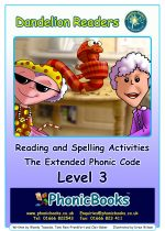 Reading and Spelling Activities Level 3 <br>'Jake the Snake'  DWR17