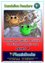 Reading and Spelling Activities  Level 4 <br>'Toad and Newt'  DWR20