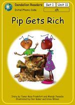'Pip Gets Rich' Set 1 Units 11-20 (10 Books)  DDR4