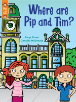 Pip and Tim Stage 7 Unit 5 (5 Books) LL75
