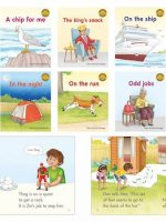 Sunshine Phonics - Sets 4-7 <br>(Letters and Sounds Phases 3-5) (SP4)