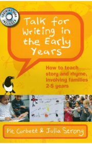Talk for Writing in the Early Years (208 pages, includes 2 DVDs) T4WEY