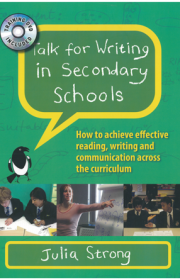 Talk for Writing – Secondary (256 pages, includes DVD) T4WS