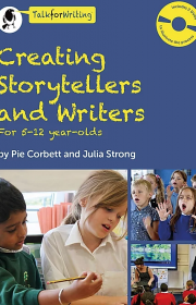 Talk for Writing – Creating Storytellers and Writers (123 pages, includes 2 DVDs) T4WCSW