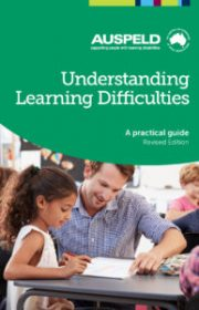 AUSPELD Understanding Learning Difficulties: A Practical Guide (ULDT)