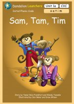 'Sam, Tam, Tim' Units 1-3 (12 Books)  DDL10