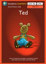 'Ted' Units 4-7 <br>(16 Books)  DDL11