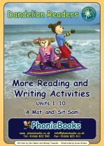 Reading and Writing Activities for Units 1-10 Sets 2 & 3  DWR2